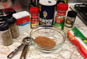 Blackening Seasoning Recipe