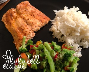Blackening Seasoning for Salmon and Chicken