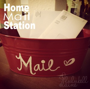 Home Mail Station