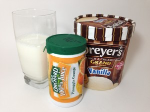 Orange Julius Copycat Recipe Ingredients